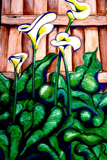 Lillies 1995