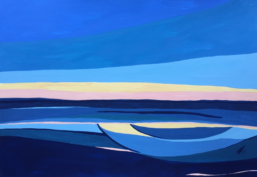 Incoming Tide by Leah Gay (2017)