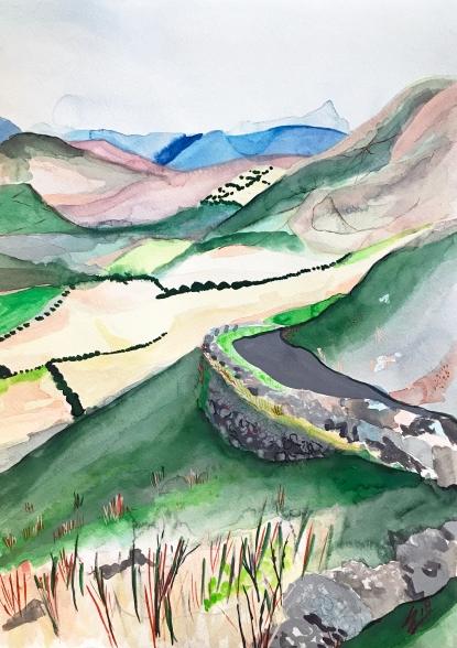 Fields of Ireland by Leah Gay 2018