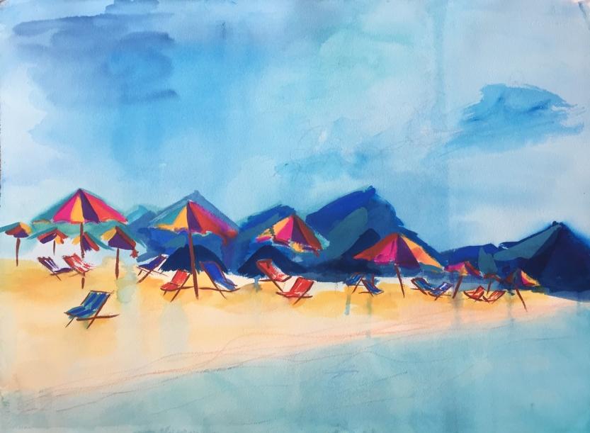 Island Paradise by Leah Gay 2018